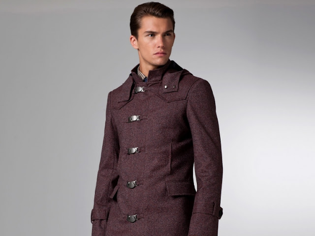 Indochino Mack Toggle Coat