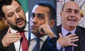 PD, Lega, M5S: memoria corta per il governo