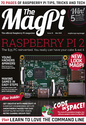 the magpi 31