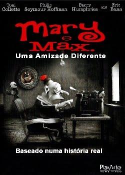 Mary e Max : Uma Amizade Diferente   Dual Áudio + Legenda