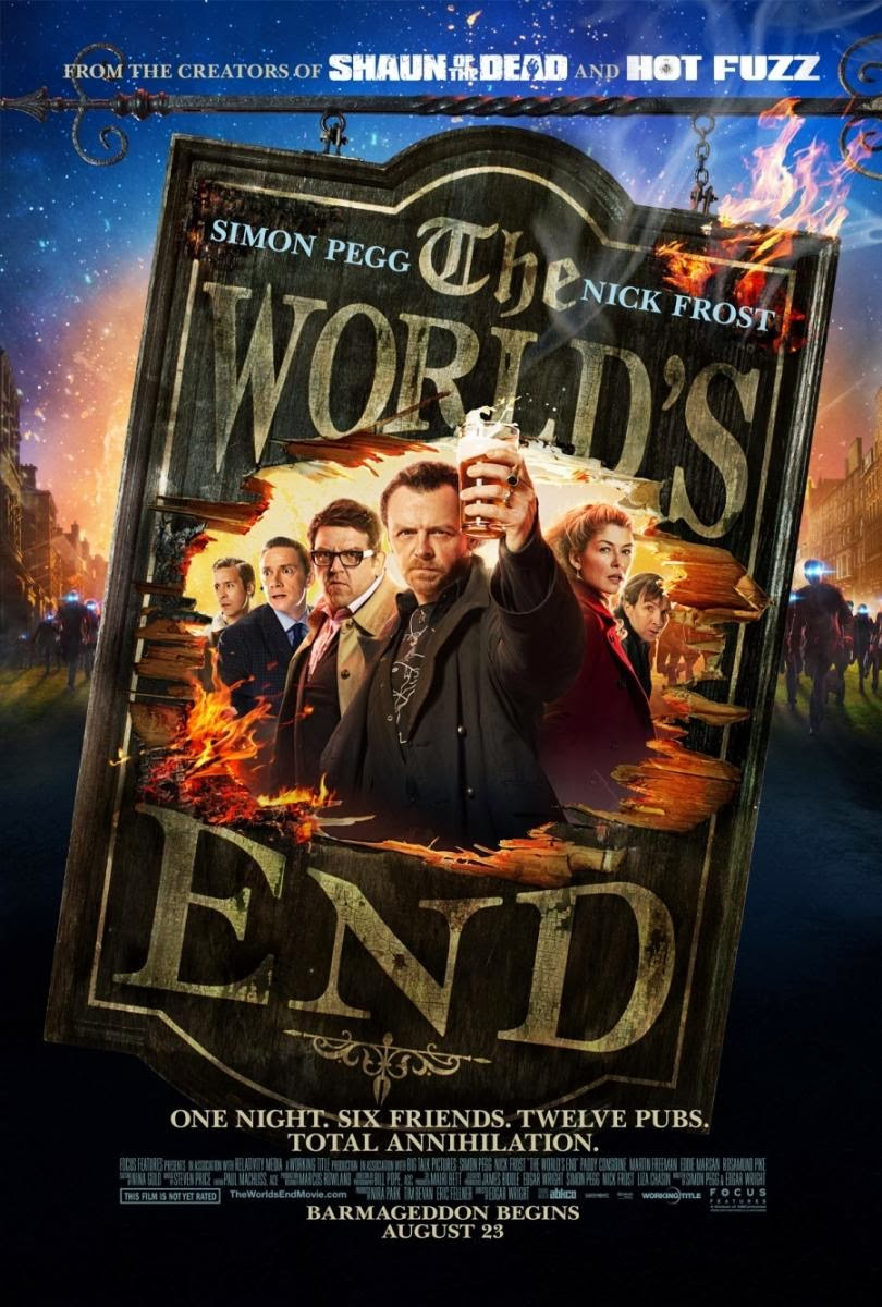 The World's End (Bienvenidos al fin del mundo) (2013)