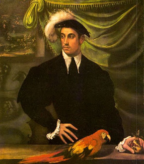 Niccolò dell'Abbate, ca. 1540
