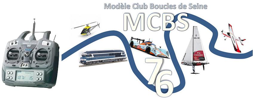 MCBS76radiocommande