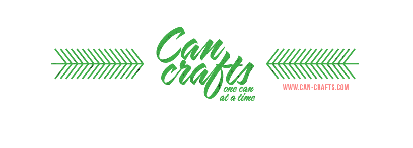 RECYCLED CAN CRAFTS