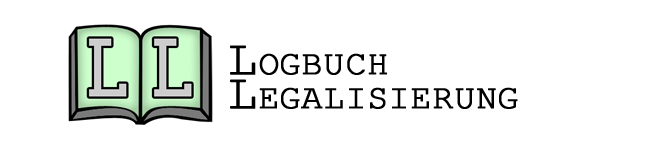 Logbuch Legalisierung