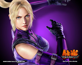 Free Download Tekken 6 PSP Game Photo