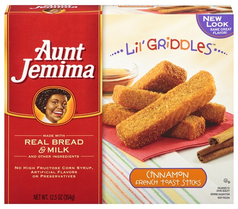 Thanks, Mail Carrier | Aunt Jemima Lil' Griddles Provide ...