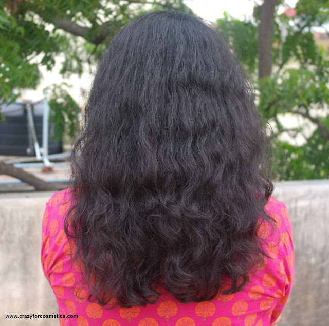 MABH Hair oil review