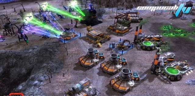 Command Conquer 3 la ira de kane PC Full Español