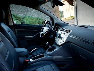 2011 Ford Kuga Interior
