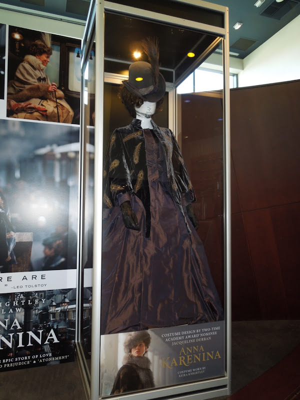 Keira Knightley Anna Karenina movie costume