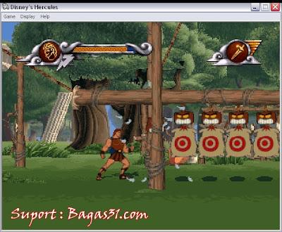 Game Disney Hercules 3