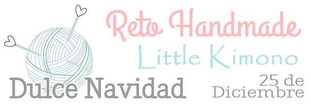 Reto hand made-navidad