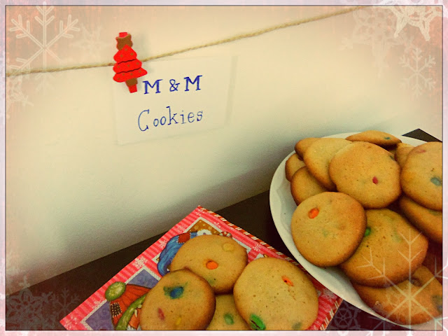 m&m cookies | you've got meal!