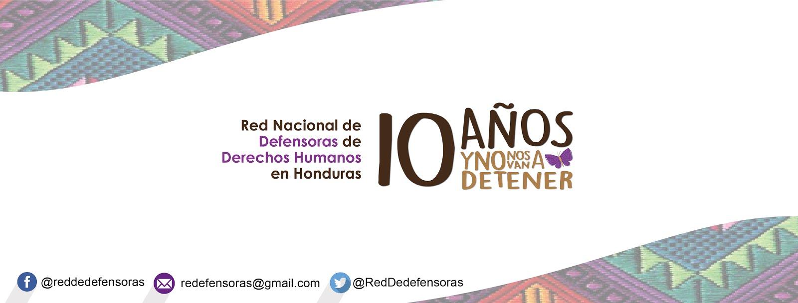 Red Nacional de Defensoras de Derechos Humanos en Honduras