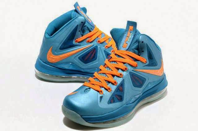 Authentic Lebron James 10 X Mens Basketball Shoes Zoom Nike Ps