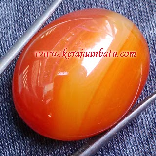 Batu Akik Orange