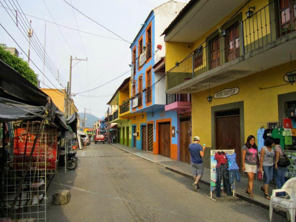 Xilitla, San Luis Potosi, Mexico