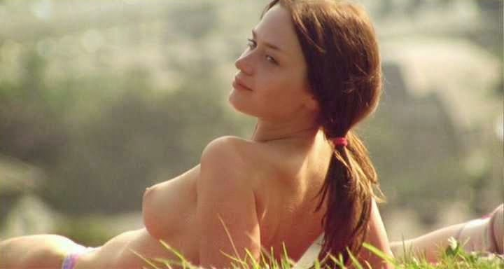 эмили блант голая фото