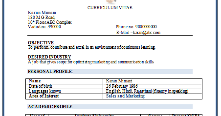 mba marketing resume sample 55 chance of getting an interview