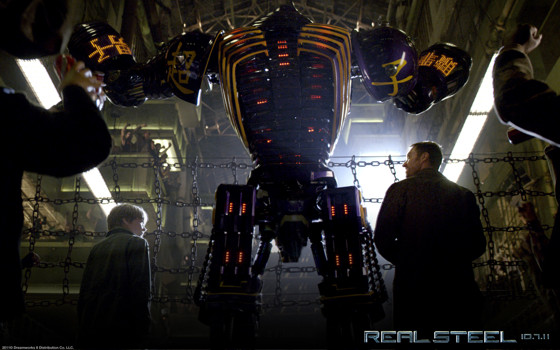 Real Steel Movie Wallpapers - extreme 7