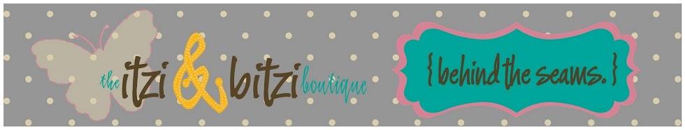 itzi & bitzi {behind the seams.}