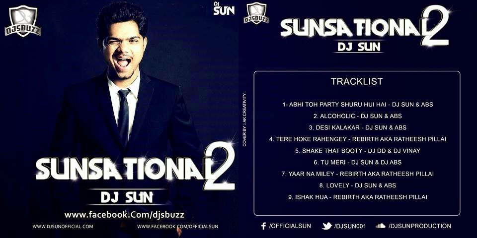 SUNSATIONAL VOL.2 - DJ SUN