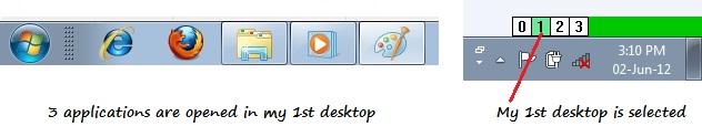 My 1st desktop