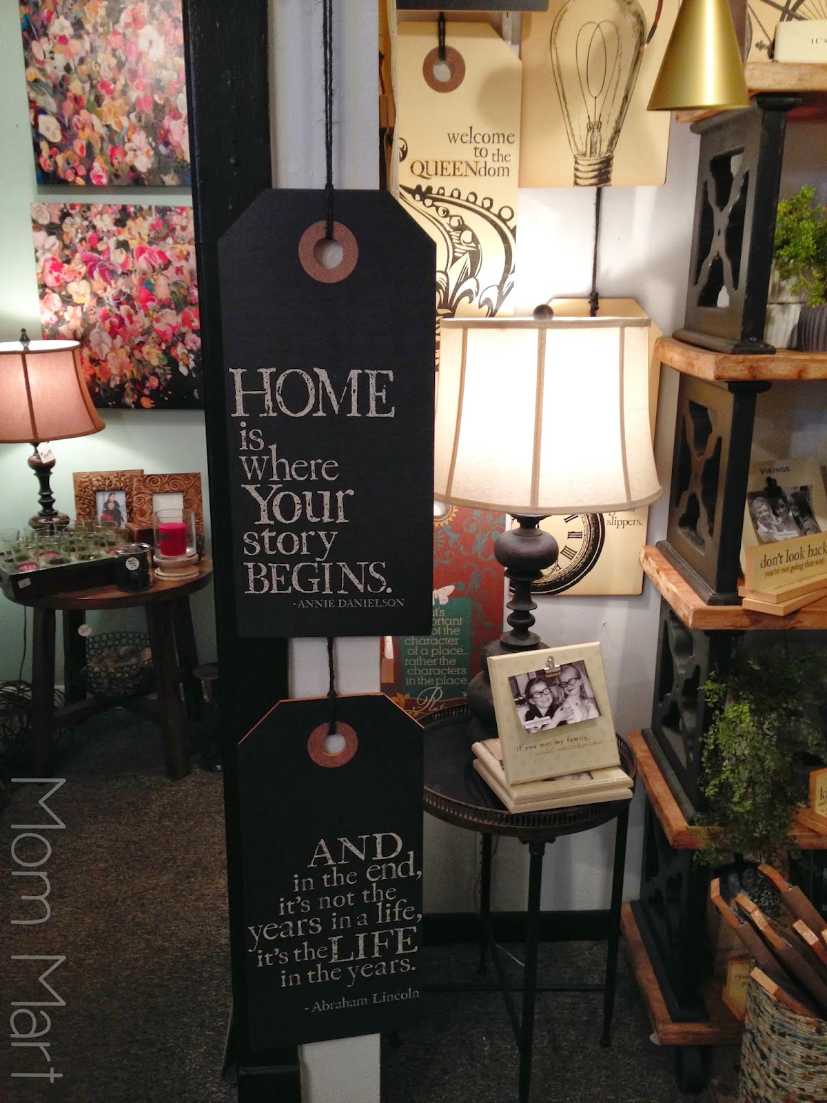 Shopping for home goods #Shopping #ForTheHome #Decorate #InspirationalQuote #HomeDecor