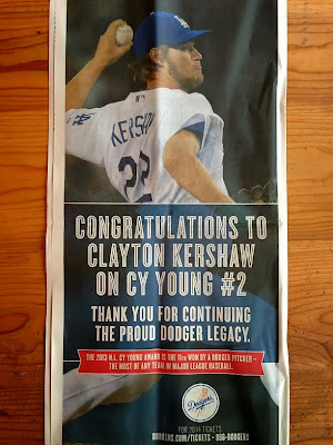 The State of Clayton Kershaw