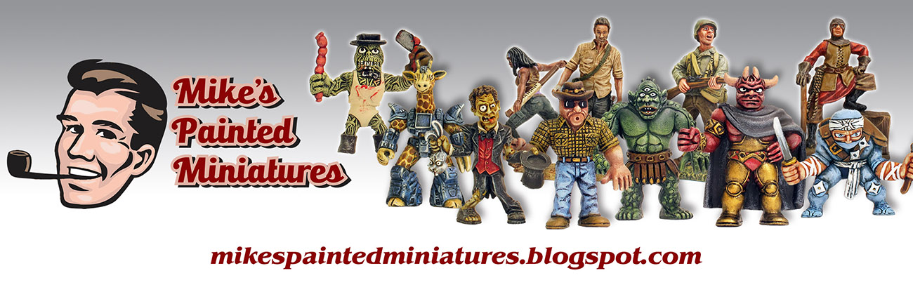 Mike's Painted Miniatures