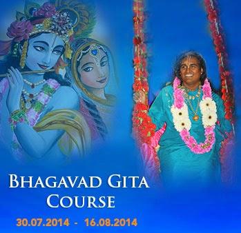 Bhagavad Gita predavanje