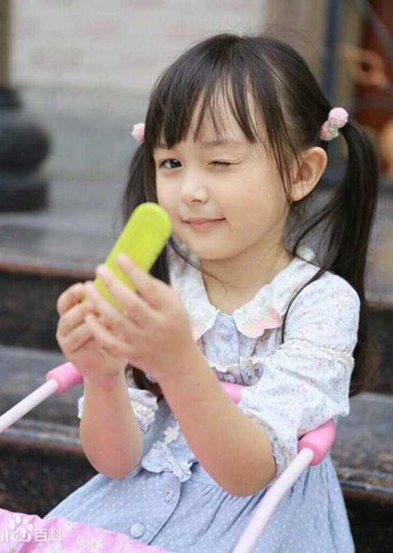 Foto Liu Chu Tian balita tercantik du dunia gambar gratis