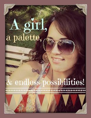 palette, DIY, teaser, intro, vlog post, facebook