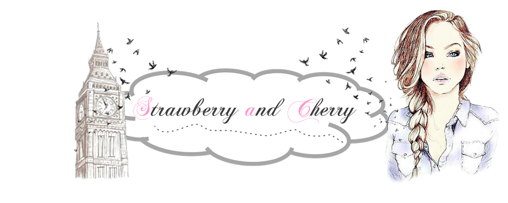 Strawberry and Cherry