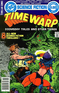 DC Comics Timewarp