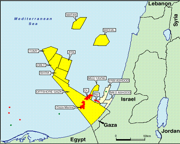 Gaza Gas Project - Gaza Oil and Gas