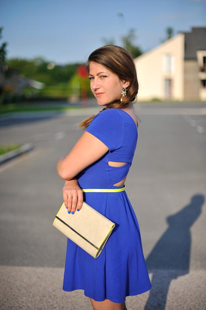 Robe bleu quel vernis