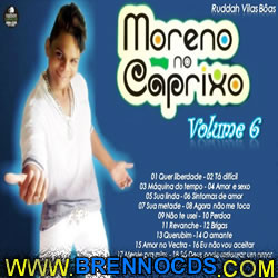 Moreno No Caprixo - Volume 6 (2013)