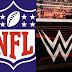 WWE quer competir audiência com a NFL hoje a noite