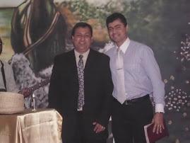 Pastores: Carlinhos /  Ednelson