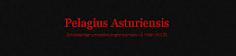 Pelagius Asturiensis