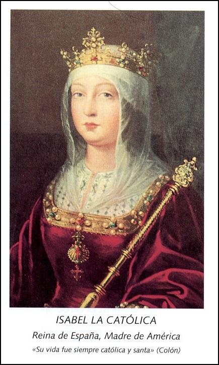 Comisión Isabel la Católica, para la causa de Beatificación de la Reina