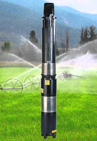Kirloskar Submersible Pump Radial Flow 80HHN-1012-3PH (10HP) Online, India - Pumpkart.com