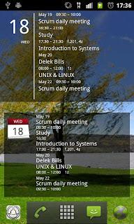 Simple Calendar Widget v2.0.2 Apk best widget for Android