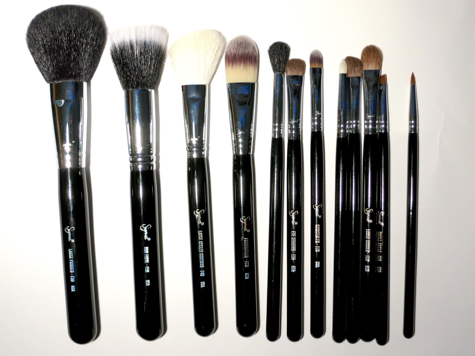 how to clean sigma makeup brushes