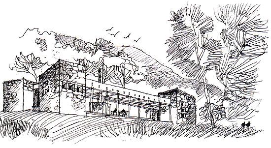 El plan z arquitectura house now miguel angel roca - Arquitectura miguel angel ...