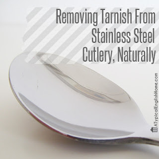 Clean Cutlery Naturally