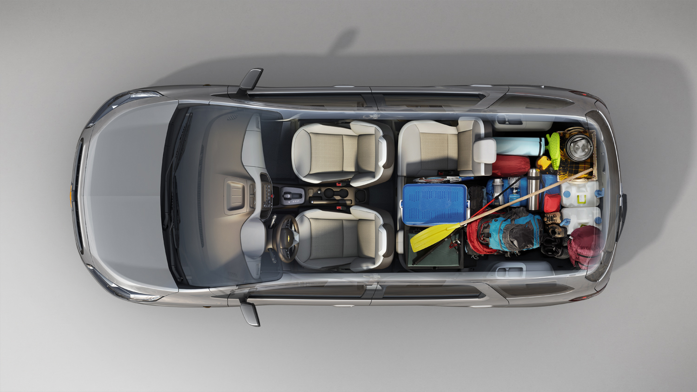 Chevrolet Spin LT naftera MT 5 asientos: 90.800 pesos