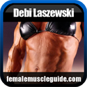 Debi Laszewski IFBB Pro Female Bodybuilder Thumbnail Image 4